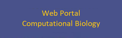 Web Portal on Computational Biology
